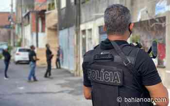 Lauro de Freitas: Suspeito é preso por matar mulher; motivação teria sido dívida da vítima de R$380 - bahianoar.com