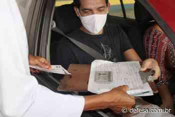 Detran-BA implanta drive-thru na Retran de Lauro de Freitas para entrega de CNH - Defesa - Agência de Notícias