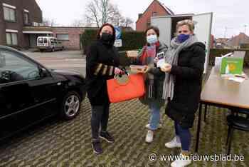 Voetbalclub KVV Vosselaar verkocht al meer dan 1.600 porties spaghetti - Het Nieuwsblad