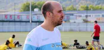 Football (Régional 1). Cédric Amptil, nouvel entraîneur de Pavilly - Le Courrier Cauchois