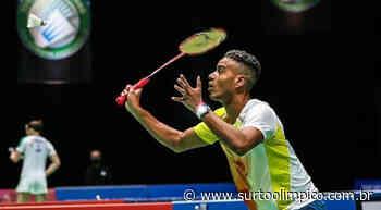 Ygor Coelho é derrotado na estreia do Masters de Orleans, na França - Surto Olímpico