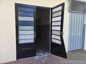 Centro Comunitário é alvo de vandalismo em Osvaldo Cruz - G1