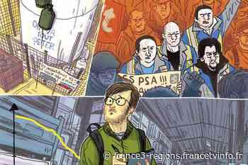 Creuse : le combat des GM&S de La Souterraine en bande dessinée - France 3 Régions