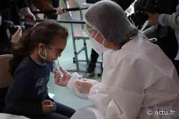 Covid-19 en Seine-Saint-Denis. La Ville de Dugny organise ses propres tests salivaires pour les élèves - Actu Seine-Saint-Denis