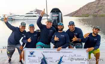 'Marina Puerto Escondido Fishing Tournament' será en mayo - Big Fish
