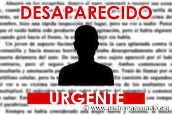 Denuncian desaparición de menor de edad en Ayaviri (Melgar) - Pachamama radio 850 AM