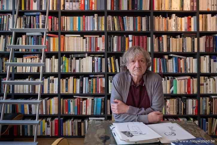 """Kunstenaar Jan Vanriet in tijden van corona: """"Pizzakoeriers in een versteende stad"""""""