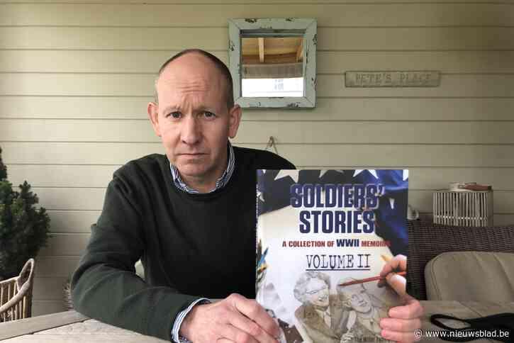 Kempenaar voegt twee oorlogsverhalen toe aan Amerikaans boek