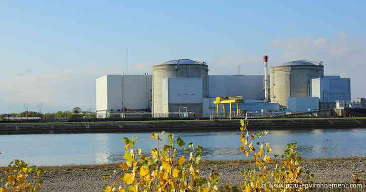 L'Europe valide l'indemnisation d'EDF pour la fermeture de Fessenheim - Actu-Environnement.com