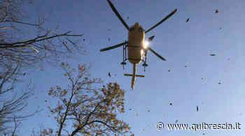 Sarezzo, cade dalla bicicletta in montagna: 29enne soccorso in volo - QuiBrescia - QuiBrescia.it