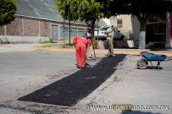 """En Ixtapaluca, Edomex; Mejoran vialidades a través del programa """"Ixtapaluca sin baches"""" - UnomásUno"""