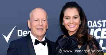 Bruce Willis' Wife Emma Heming Gushes Over Her 'Person' on 12th Wedding Anniversary - Us Weekly