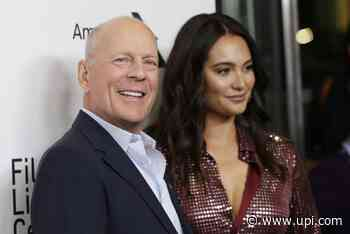 Bruce Willis' wife calls him 'my person' on 12th wedding anniversary - UPI News