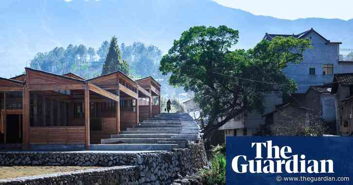 China's rural revolution: the architects rescuing its villages from oblivion