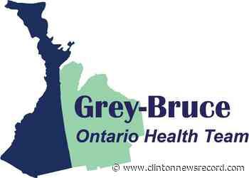 Grey-Bruce Ontario Health Team seeks community members for advisory council - Clinton News Record