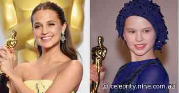 Random places where celebrities keep their awards including Natalie Portman, Rosamund Pike and Alicia Vikander - 9TheFIX