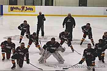 No Good Deeds Cup, but Mount Pearl City Tire Blues are still winners: coach - Cape Breton Post