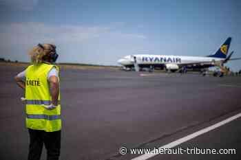 L'aéroport Béziers Cap d'Agde annonce la reprise de ses vols Paris-Beauvais à compter de ce dimanche 28 mars - Hérault-Tribune