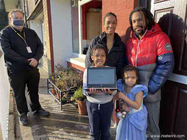 Blancco and WANdisco close digital divide with Laptops for Kids