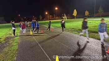 À Montdidier, les enfants vont reprendre la course à pied - Courrier picard