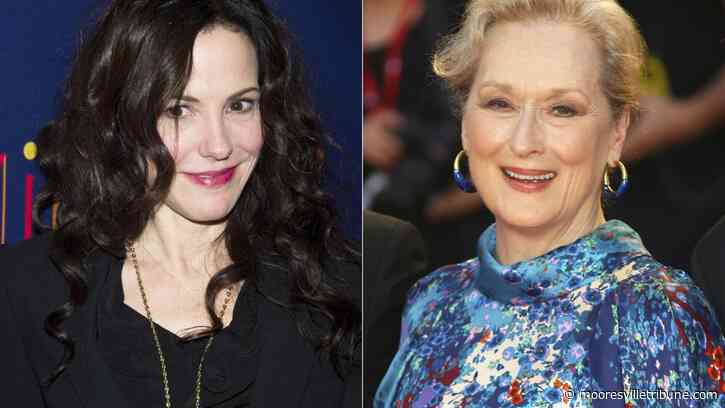 Meryl Streep, Mary-Louise Parker to star in spring plays - Mooresville Tribune