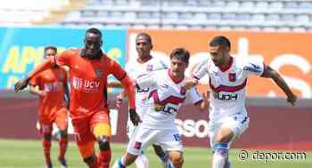 Con gol de Ísmodes: Alianza Universidad derrotó 1-0 a César Vallejo por la fecha 2 de la Liga 1 - Diario Depor