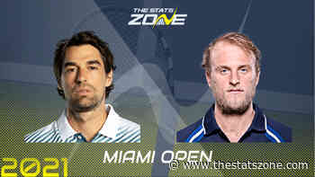 2021 Miami Open First Round – Jeremy Chardy vs Denis Kudla Preview & Prediction - The Stats Zone