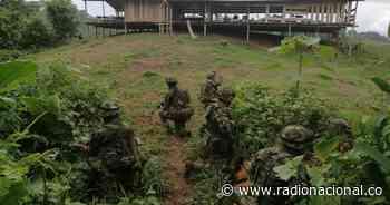 Inician labores de desminado militar en zona rural de Alto Baudó, Chocó - Radio Nacional de Colombia