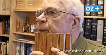 Sassnitz: Chorleiter Georg Ladendorf wird 85. Jahre alt - Ostsee Zeitung