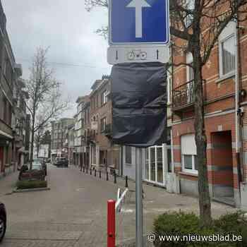 Onaangekondigd opschorten schoolstraat zet kwaad bloed bij o... (Sint-Agatha-Berchem) - Het Nieuwsblad