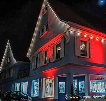 (Anzeige) Meßkirch: Langer Einkaufsabend Messkirch: Meßkirchs Altstadt erstrahlt morgen in glühendem Rot - SÜDKURIER Online