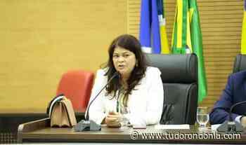 Deputada Cassia visita Hospital de Base para fiscalizar denúncias de falta de alimentação de pacientes e funcionário - Tudo Rondônia