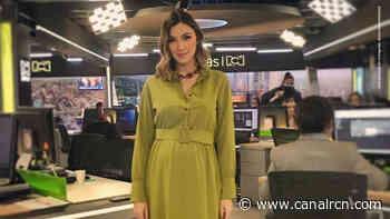Maritza Aristizábal posa en lencería faltando un mes para que nazca Isabella - Canal RCN