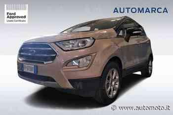 Vendo Ford EcoSport 1.0 EcoBoost 125 CV Start&Stop Titanium usata a Silea, Treviso (codice 8801011) - Automoto.it - Automoto.it