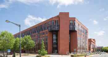 Trajectoire formation implante son siège social dans l'immeuble Odyssée, à Guyancourt - Immoweek