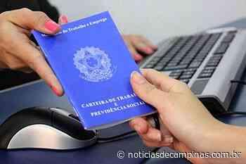 Veja a lista de vagas de emprego disponíveis no PAT Itapira - Notícias de Campinas