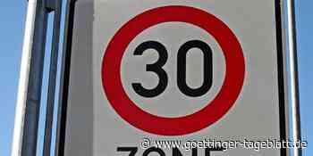 Rat der Stadt Dransfeld berät über Tempo 30 Zone - Göttinger Tageblatt