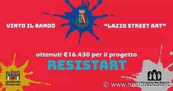 Lazio Street Art: tra i progetti anche Guidonia Resistart - Notizialocale.it