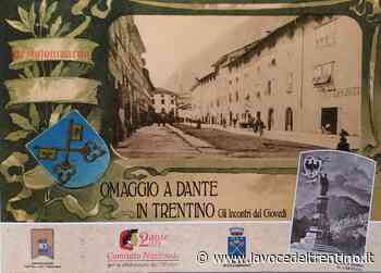 Un annullo filatelico speciale per celebrare Dante e Mezzolombardo - la VOCE del TRENTINO