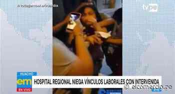 Huacho: detienen a supuesta enfermera que exigía 12 mil soles a familiares para acceder a camas UCI - El Comercio Perú