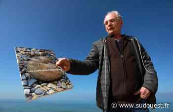 De Seignosse à Hendaye, ce Landais a photographié les galets des plages - Sud Ouest