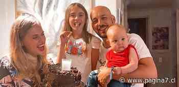 Eliana Albasetti y Federico Koch bautizaron a su pequeña hija Lujan: subieron fotos de la ceremonia - Página 7