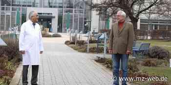 Nach zehn Jahren: Das Gesundheitszentrum Bitterfeld-Wolfen bekommt neuen Ärztlichen Direktor - Mitteldeutsche Zeitung