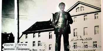 Museum plant neue Dauerausstellung: Kommt das Lenin-Denkmal zurück nach Eisleben? - Mitteldeutsche Zeitung