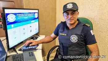 Comandante da GCM de Elias Fausto desenvolve sistema de informação e gerenciamento - Comando Notícia
