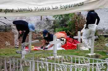 La JEP adelanta nuevas exhumaciones en Dabeiba correspondientes al Caso 03 - Confidencial Colombia
