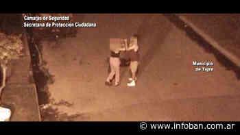 Troncos del Talar: Violento golpeó brutalmente a su pareja en el rostro - InfoBan