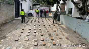 Millonario cargamento de estupefacientes fue incautado en Suaza - Huila