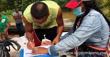 Guerra del Atrato tiene a Murindó entre la espada y la pared - El Colombiano