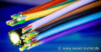 Glasfaser-Ausbau ab Juni - WESER-KURIER